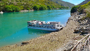 Clutha River Cruise